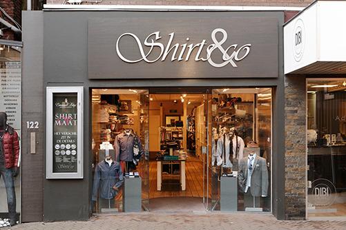 De winkel in Apeldoorn